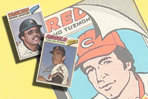 1977 Topps Cloth Stickers Baseball Checklist And Gallery