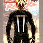 2016 Upper Deck Marvel Annual Base Ghost Rider