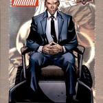 2016 Upper Deck Marvel Annual Base Professor X