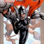 2016 Upper Deck Marvel Annual Base Thor