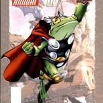 2016 Upper Deck Marvel Annual Base Throg