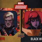 2016 Upper Deck Marvel Annual Dual Patch A