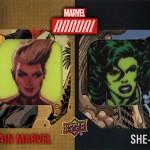 2016 Upper Deck Marvel Annual Dual Patch B