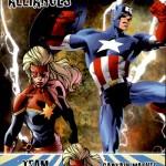 2016 Upper Deck Marvel Annual New Alliances