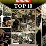 2016 Upper Deck Marvel Annual Top 10 Fights