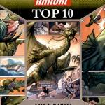 2016 Upper Deck Marvel Annual Top 10 Villains