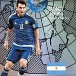 2017 Panini Aficionado Soccer Global Reach