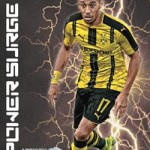 2017 Panini Aficionado Soccer Power Surge Artists Proof