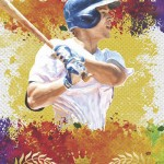 2017 Panini Diamond Kings Baseball Aurora