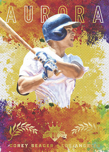 2017 Panini Diamond Kings Baseball Aurora Beckett News