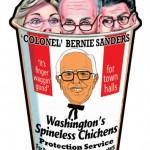 58 'Colonel' Bernie Sanders