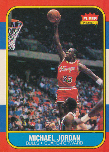 Top 10 Most Valuable 1986 87 Fleer Basketball Cards