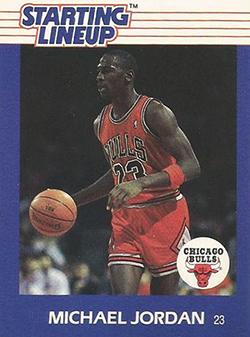 Starting Lineup 1988 Isiah Thomas NBA Detroit Pistons rookie piece