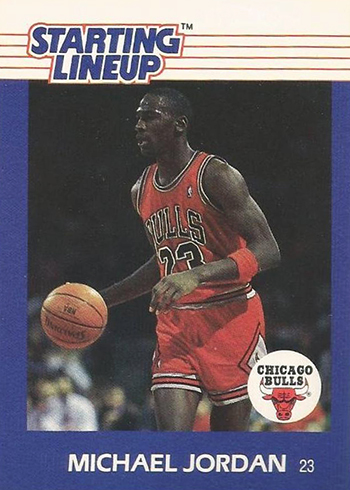 1988 Starting Lineup Basketball Cards Checklist And Details