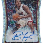 2016-17 Select Basketball Die-Cut Autographs Scope Brian Grant