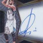 2016-17 Select Basketball Signatures Ricky Rubio