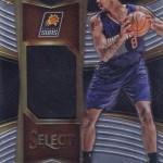 2016-17 Select Basketball Throwback Memorabilia
