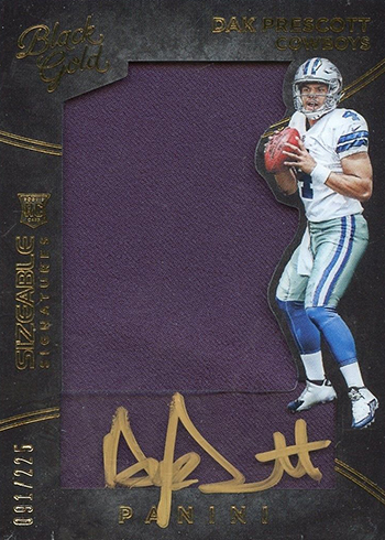 new products 63bc2 1e5f1 Most Valuable Dak Prescott Rookie Cards Ranked