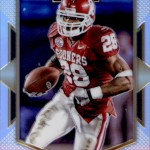 2016 Select Football Prizm Adrian Peterson