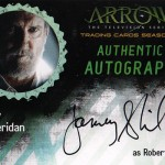 2017 Cryptozoic Arrow Season 3 Autographs Jamey Sheridan