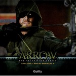 2017 Cryptozoic Arrow Season 3 Base Guilty