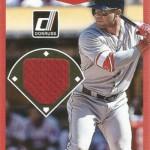 2017 Donruss Baseball Diamond Collection Yoan Moncada