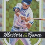 2017 Donruss Baseball Masters of the Game George Brett