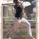 2017 Donruss Baseball The Prospects Brendan Rodgers