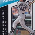 2017 Donruss Baseball The Rookies Andrew Benintendi