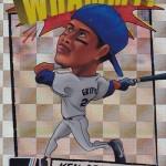 2017 Donruss Baseball Whammy Ken Griffey Jr