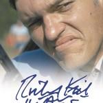 2017 Rittenhouse James Bond Archives Autographs Richael Kiel