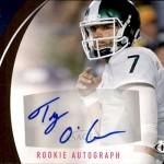 2017 SAGE Hit Premier Draft Autograph OConnor