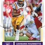 2017 Score Football Base Leonard Fournette
