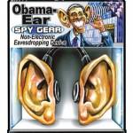 98 Obama-Ear Spy Gear