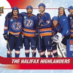 2017 UD Goon Last of the Enforcers Halifax Highlanders