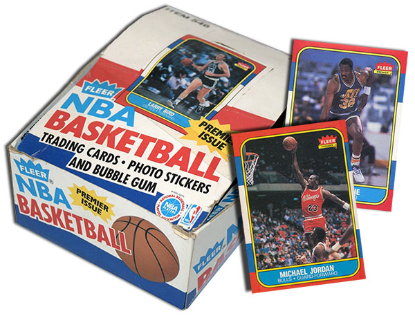 f038497a39e Top 10 Most Valuable 1986-87 Fleer Basketball Cards