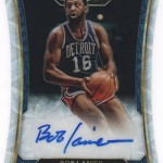 2016-17 Select Basketball Die-Cut Autograph Lanier