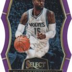 2016-17 Select Basketball Die-Cut Muhammad