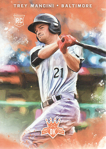 Trey Mancini Rookie Card Guide And Other Top Early Cards