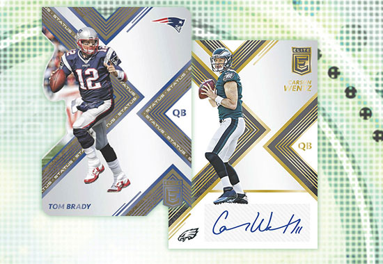 dcd545ea5e6 2017 Donruss Elite Football Checklist, Team Sets, Release Date