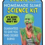 26 Homemade Slime Science Kit