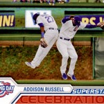 2017 Topps Opening Day Superstar Celebrations Addison Russell