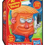 138 Mr. Toupee Head