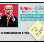 143 Thank President Dump