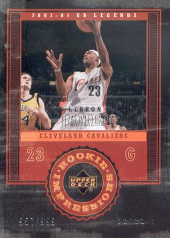 e088524a53e LeBron James Rookie Card Rankings  The Ultimate Guide