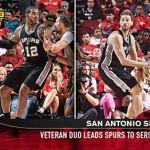 357 San Antonio Spurs