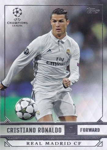 8fa95e490cd 2016-17 Topps UEFA Champions League Showcase Details