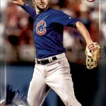 2017 Bowman Baseball Base Kris Bryant
