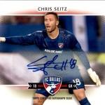 2017 Topps MLS Autograph