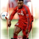 2017 Topps MLS Base Altidore